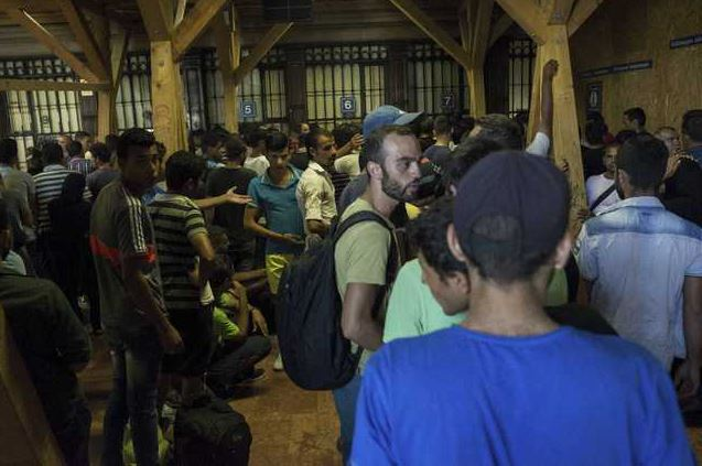 Vienna registers biggest migrant influx of the year