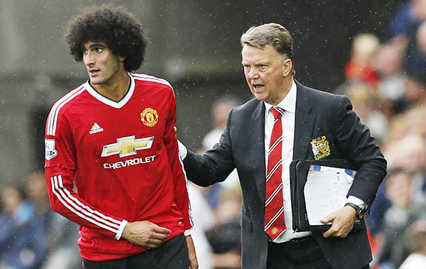 United boss rules out panic signings