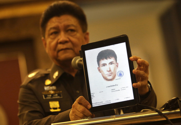 Thai police: Suspect's prints match those on bomb material