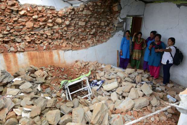 Four months after quakes, Nepal fails to spend any of $4.1 bn donor money
