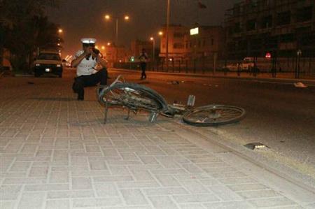 Cyclist killed in accident near Riffa