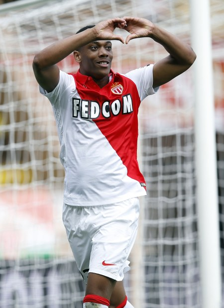 Marked man Martial must find place at Manchester United