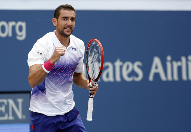 Cilic, Ferrer advance as Serena prepares to chase history