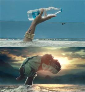10 must see before and after VFX pics of 'Bahubali'