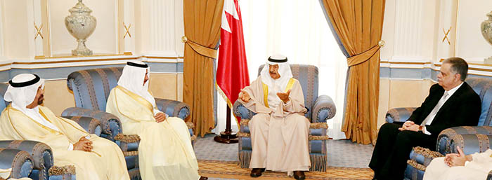Premier calls for stronger Arab co-operation