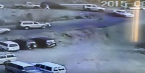 Video: Boy's miraculous escape after being hit by car in Saudi Arabia