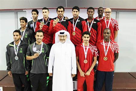 Bahrain bag four more medals