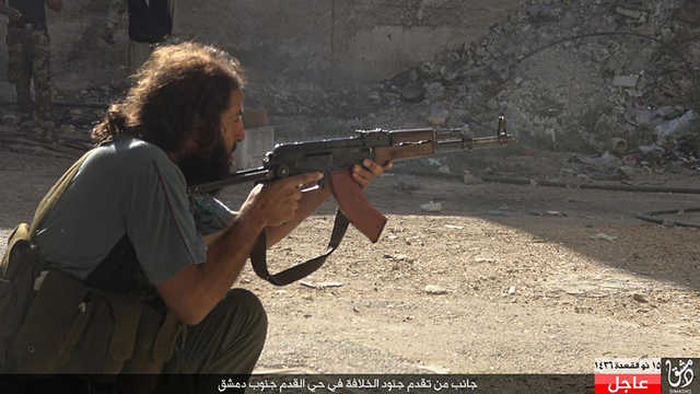 Foreign Islamic State fighters killed in undercover strike, say Syrian rebels