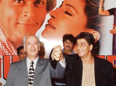 Karan Johar shares picture of his father with Shah Rukh