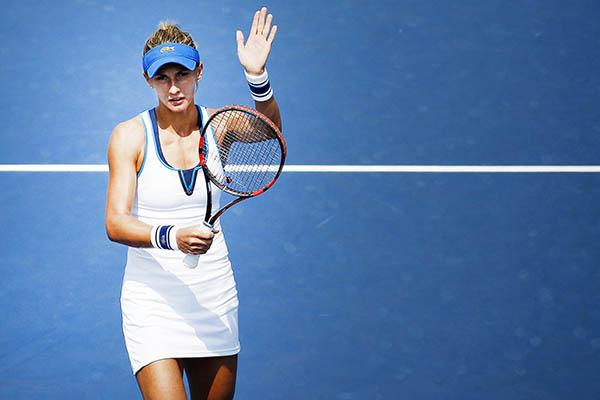 US Open: Safarova shocked
