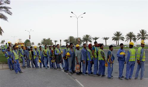 Qatar to enforce key labour reform from November