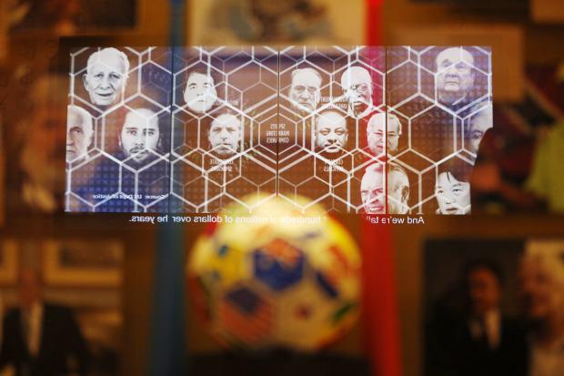 Chung claims 'fraud' in FIFA presidential poll
