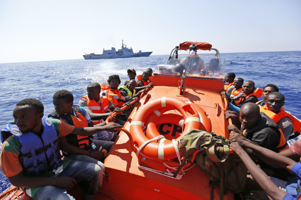 Boat capsizes off Malaysia with 100 aboard
