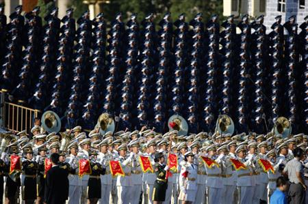 In Pics: Glimpses of China's military parade marking the end of  WWII