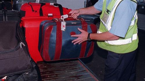 Dubai airport baggage handler accused of stealing candies