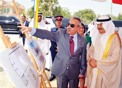 Prime Minister unveils major Hidd projects