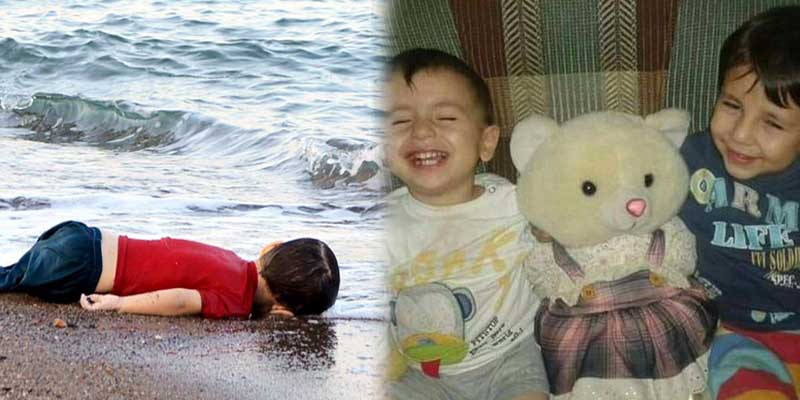 World News: The story of Aylan: The 3-year-old Syrian boy who drowned