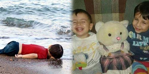 The story of Aylan: The 3-year-old Syrian boy who drowned