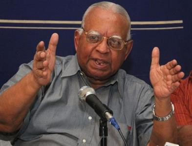 Tamil leader becomes opposition leader in Parliament