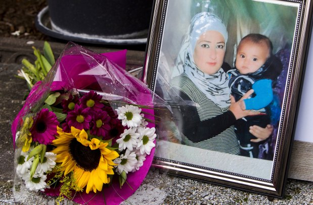 Drowned refugee boys buried in Syria; crackdown crumbles in Hungary