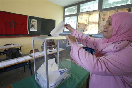 Moroccans vote in test for Islamist government