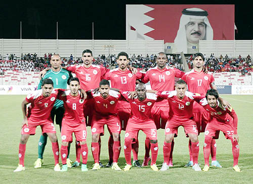Bahrain deserved a draw says Batista
