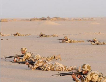 Five Bahraini soldiers killed in Saudi Arabia