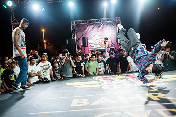 Bahraini breakdancer to compete in regional final