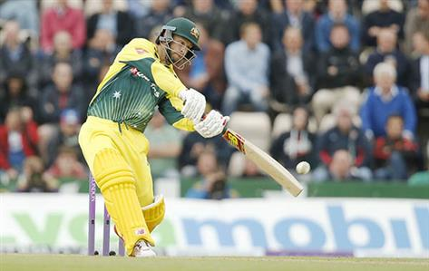 Wade shines as Australia outclass England in first ODI