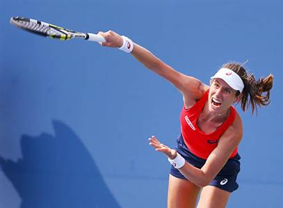 US Open: Konta pulls off stunner