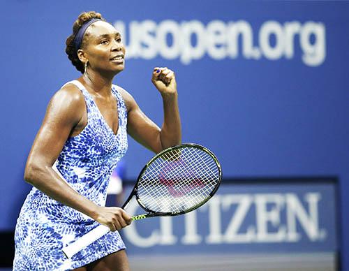 US Open: Venus downs Bencic