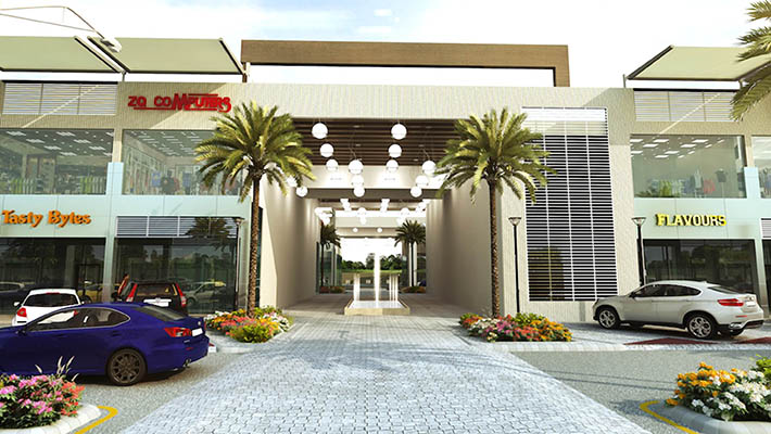 New Zinj mall set  to open