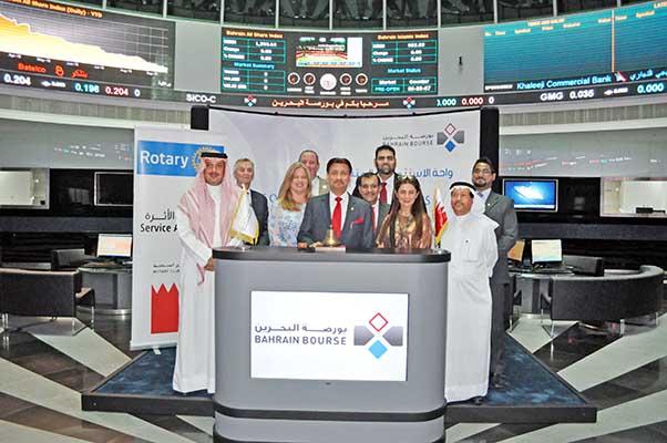 Bahrain Bourse role highlighted