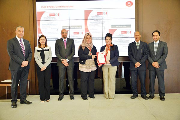 Batelco information security boost