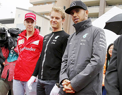 Hamilton warns of more trouble