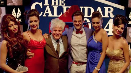 Movie Review: Calendar Girls - Not a pretty picture