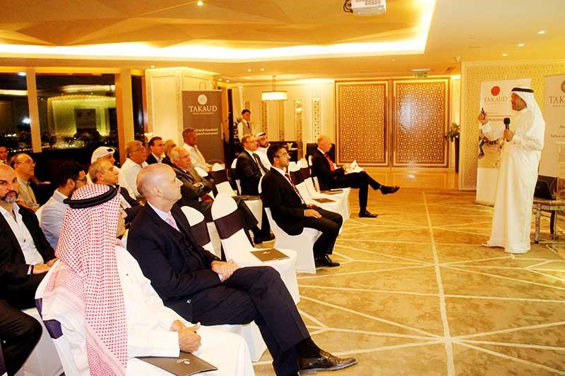 Takaud holds key seminar