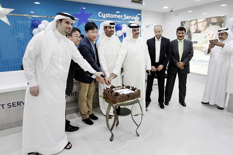 Bin Hindi opens new service plaza