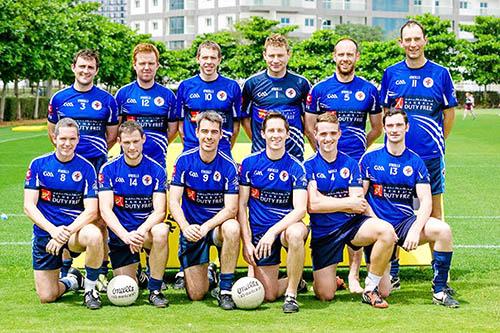 Arabian Celts set for GAA League