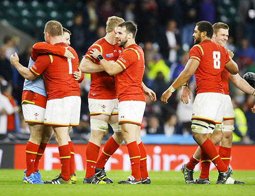 Rugby World Cup: Wales set for Fiji challenge