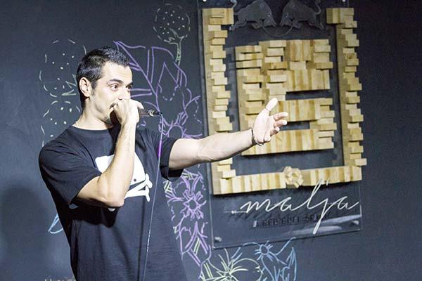 Rapper Attalla premieres new music video at Malja