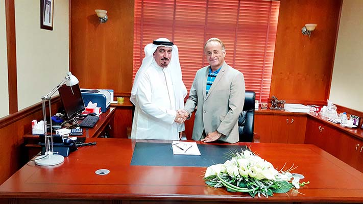 TGF in key accord with Bahrain shipping firm