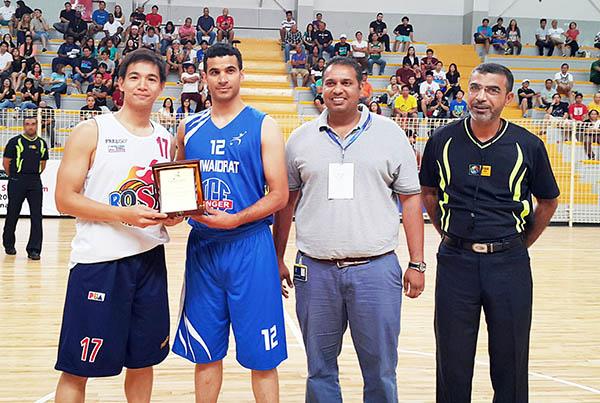 Bahrain-Philippines Goodwill Games: Elasto Painters outclass Nuwaidrat