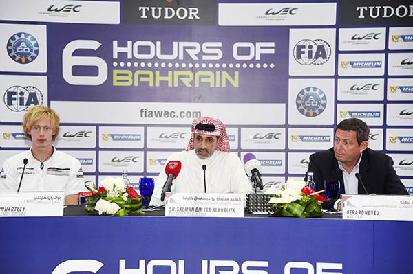BIC lines up exciting races