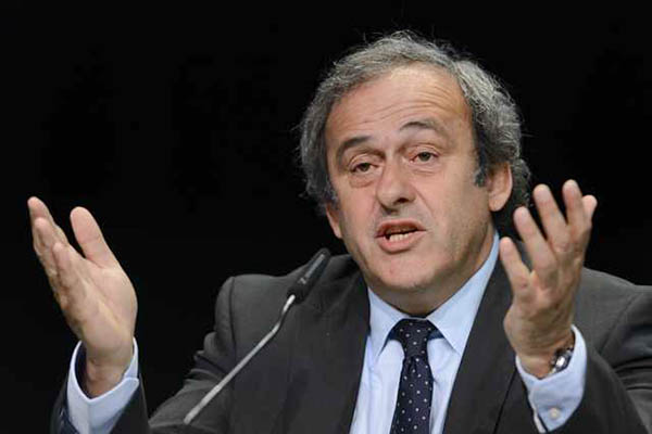 Fifa raise questions over Platini defence