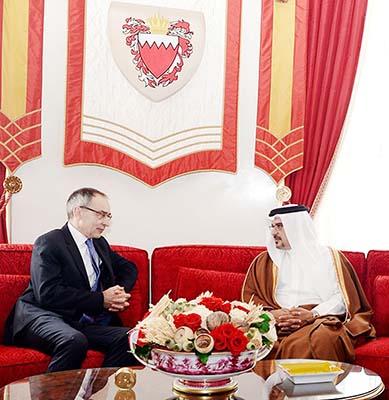 Bahrain-UK links praised
