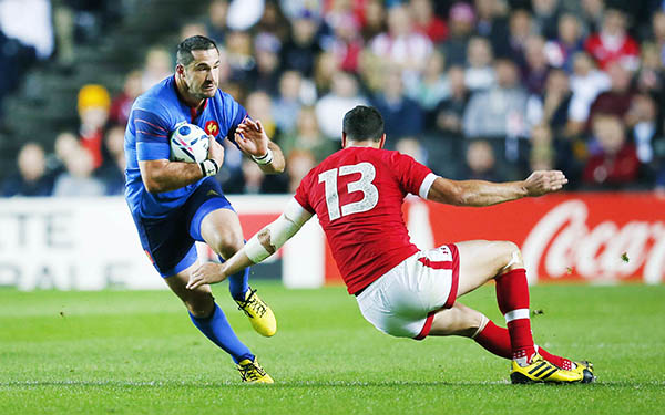 Rugby World Cup: France overcome Canada challenge