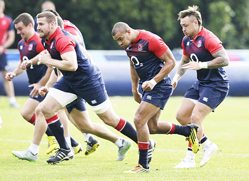 Rugby World Cup: England set for 'do-or-die' duel