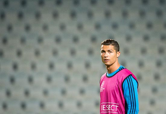 Ronaldo casts doubt on long-term Real future
