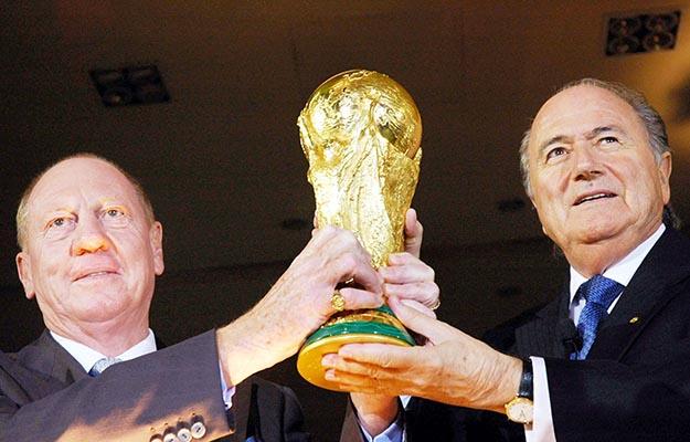 Defiant Blatter battles for survival